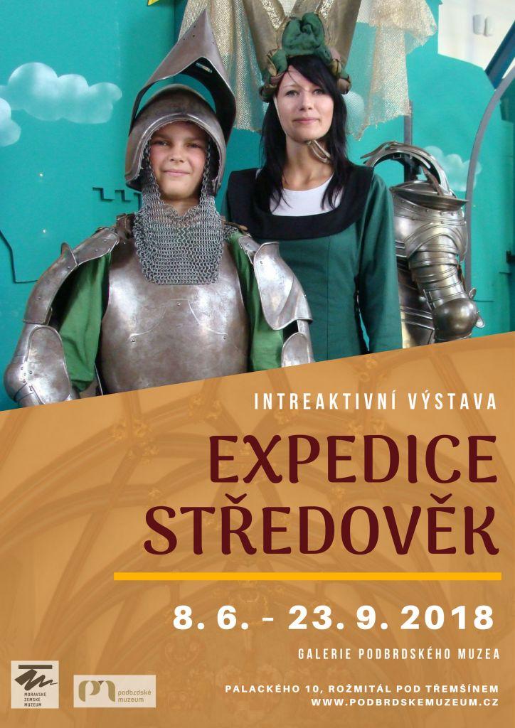 Expedice středověk