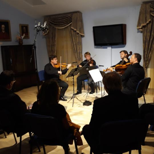 Komorní koncert Festivalu Jakuba Jana Ryby 6