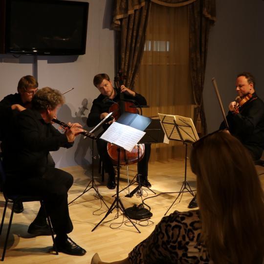 Komorní koncert Festivalu Jakuba Jana Ryby 5